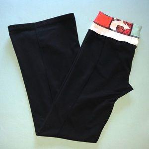 Lululemon Black Groove Pant 10 Regular